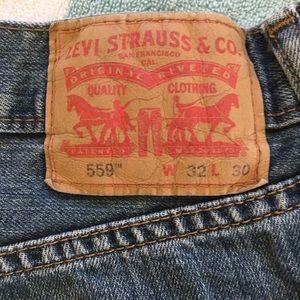 Levi's Jeans - Men's Levi's 559 Jeans 32x30
